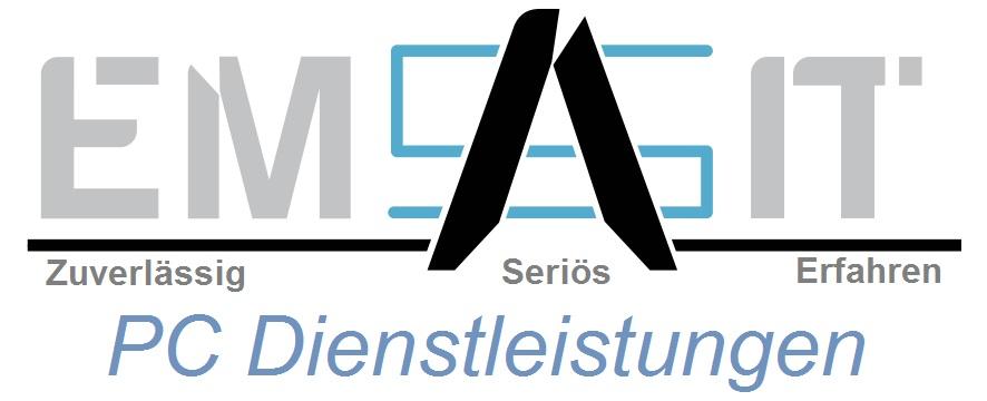 EMASIT – Zuverlässig, Seriös, Erfahren. PC-Dienstleistungen.